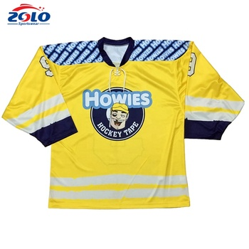 Custom Sublimation Roller Hockey Jersey 31aba02c63e