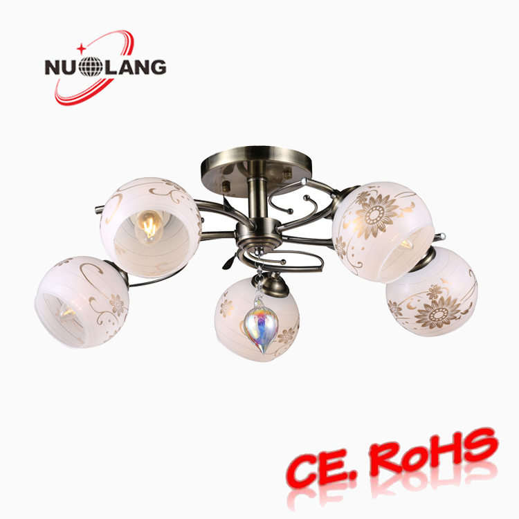 2017 new design with Long Service Life modern pendant light& led chandelier