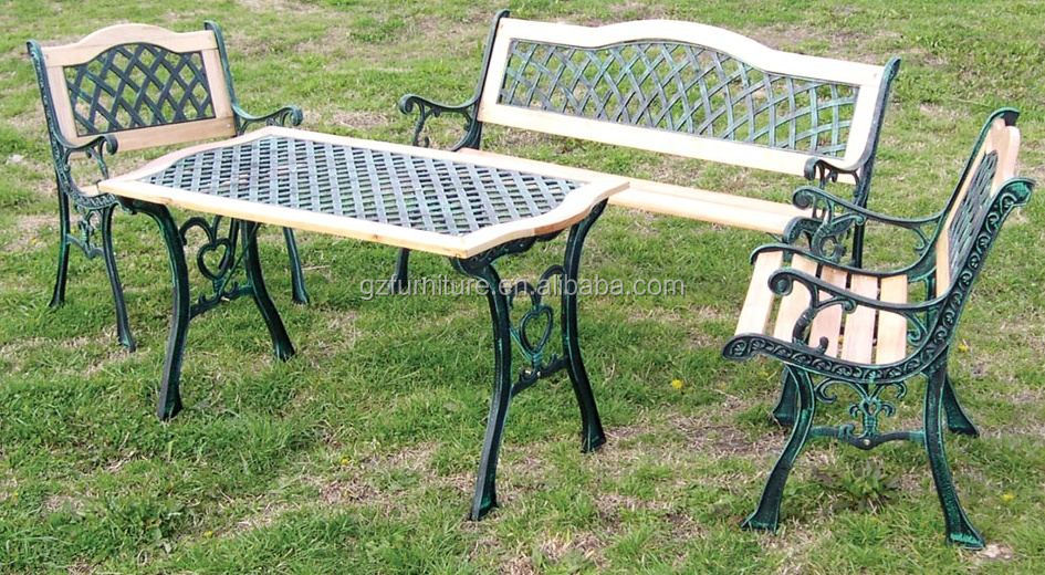 Leisure Ways Outdoor Furniture Beer Garden Table And Bench - Buy ...