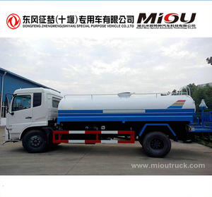 Low Price 22 cubic meters used Water Tank Truck for sale