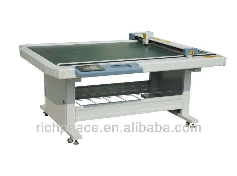 Richpeace flatbed inkjet cutter plotter
