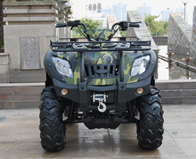 200cc ATV motorcycle EPA EEC