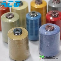 303 flame resistant dyed kevlar sewing thread
