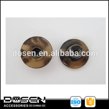 Magic effect metal jeans button resins button ,Made of resin , OEM/ODM/Customization are Welcome