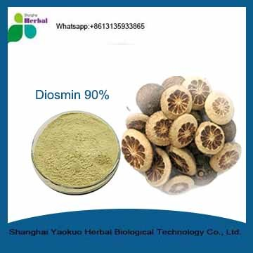 Diosmin / Hesperidin90%,High quality Citrus Aurantium Extract 100% natural plant extract