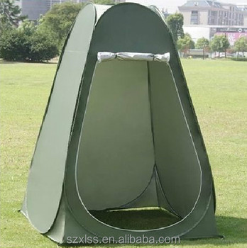 Hot Selling Shower Tent Bathroom Temporary Tents For Camping - Camping bathroom tent