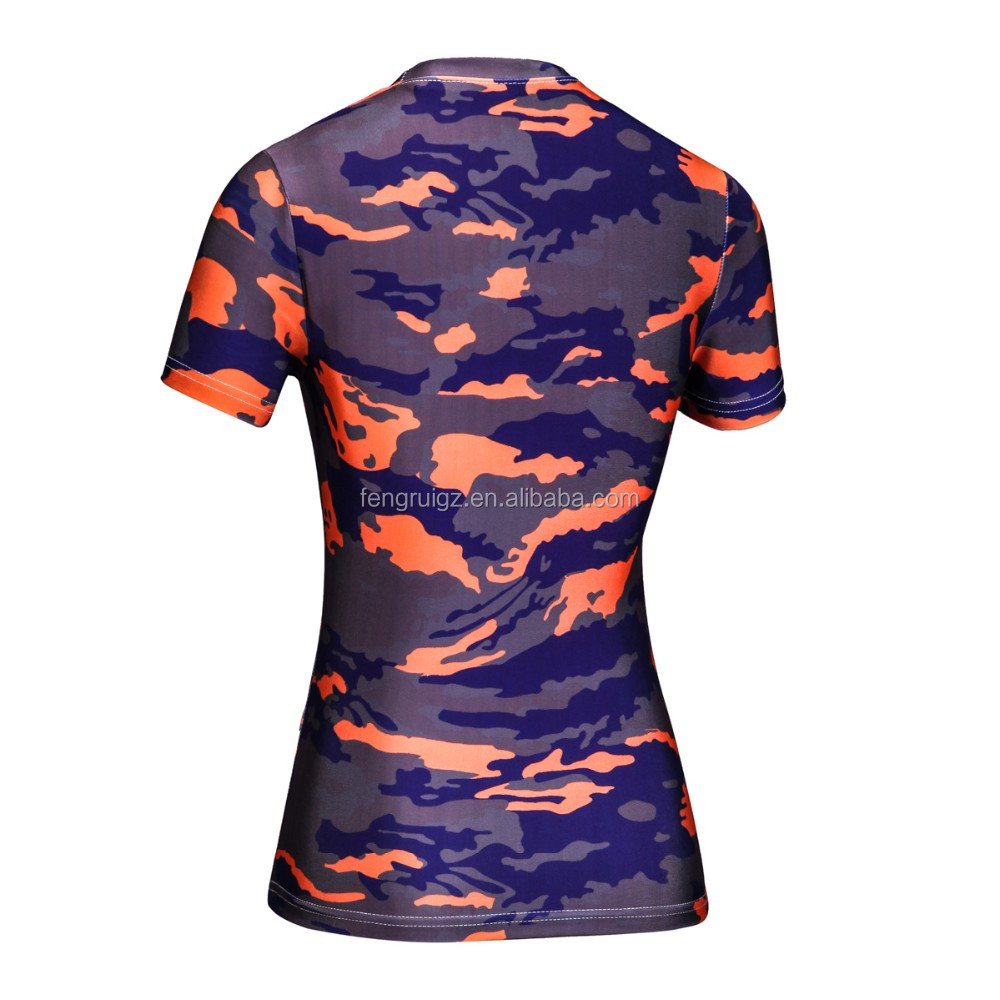 Superhigh quality craftsmanship camouflage clothing Bulk quality t shirts