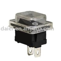 KCD1 IP65 rocker switch waterproof cover