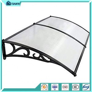 Hot Sale High Quality New 1M X 3M Window Awning Shelter Outdoor Diy Door Canopy Patio Cover Awnings