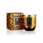 M&SENSE Aloe & Soft Lime 150G 70*80 Mm Private Label Natural Soy Candle