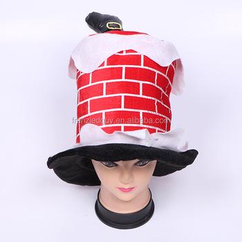 2329e2c23c Wholesale Festival Adults Funny Santa Christmas Hats - Buy ...