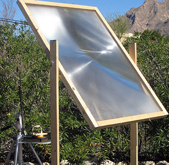 HW-F1000-5 frensel lens for using in solar cooker