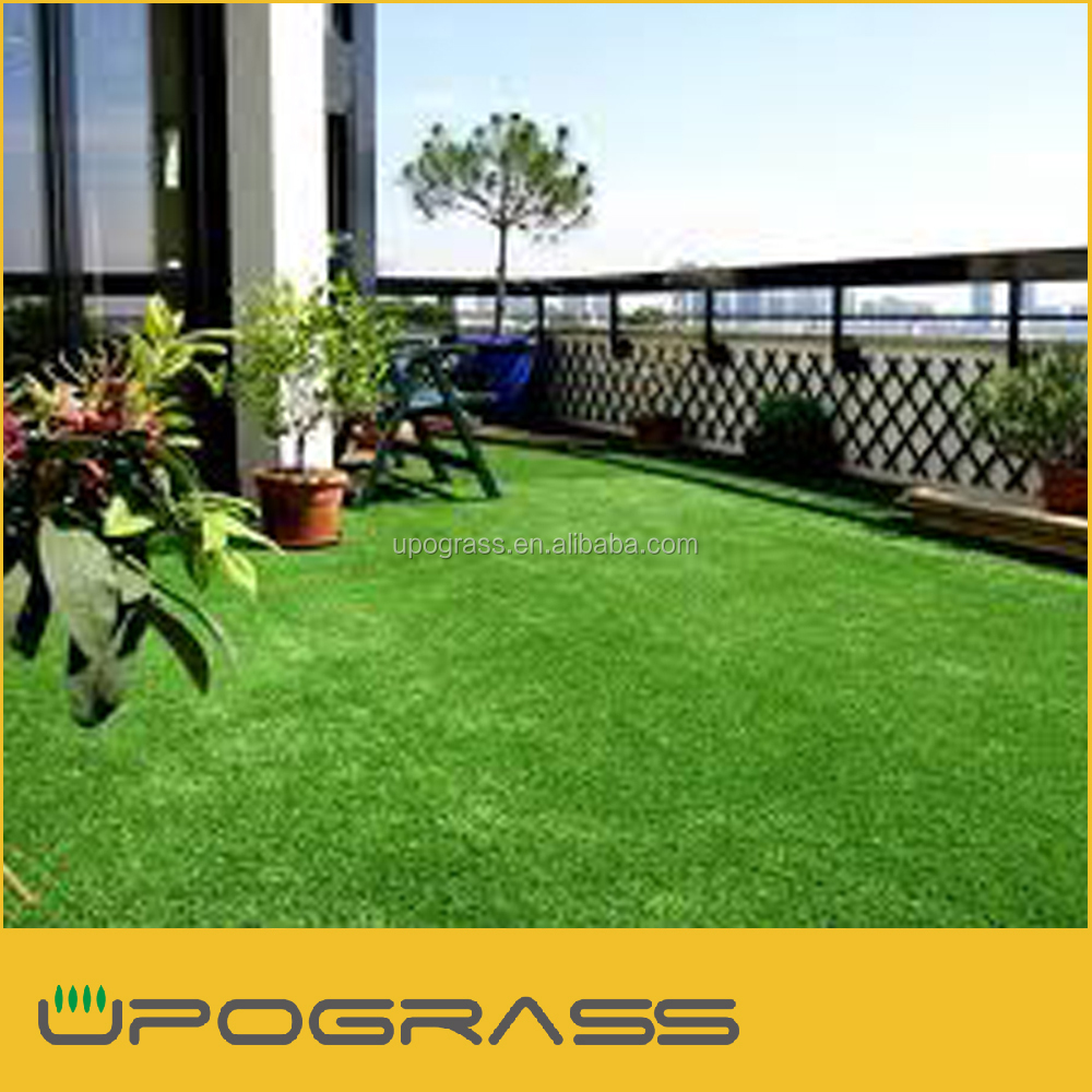 Hot selling!!! Professional football artificial turf garden with low price