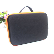 Factory Supply Grote Custom Shell Foam Zipper Carrying Beschermende Waterdichte <span class=keywords><strong>EVA</strong></span> Tool Case
