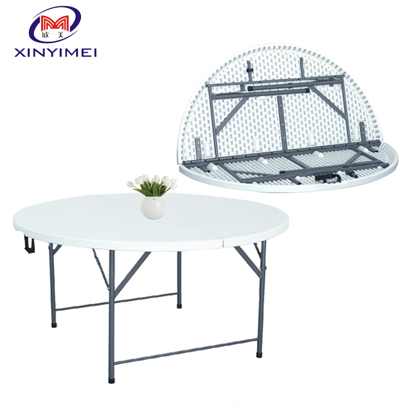 outdoor party hot sale adjustable folding table for children