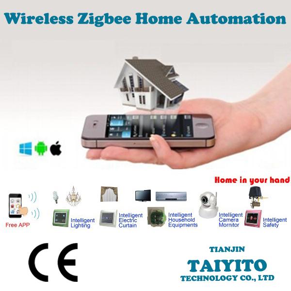 Taiyito Smart Home Automation Domotica Zigbee X11 Wireless