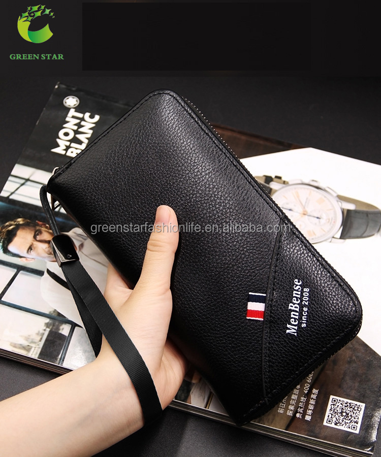 wholesale men wallet Multi-functional Wallet Fashion  wallet leather for men