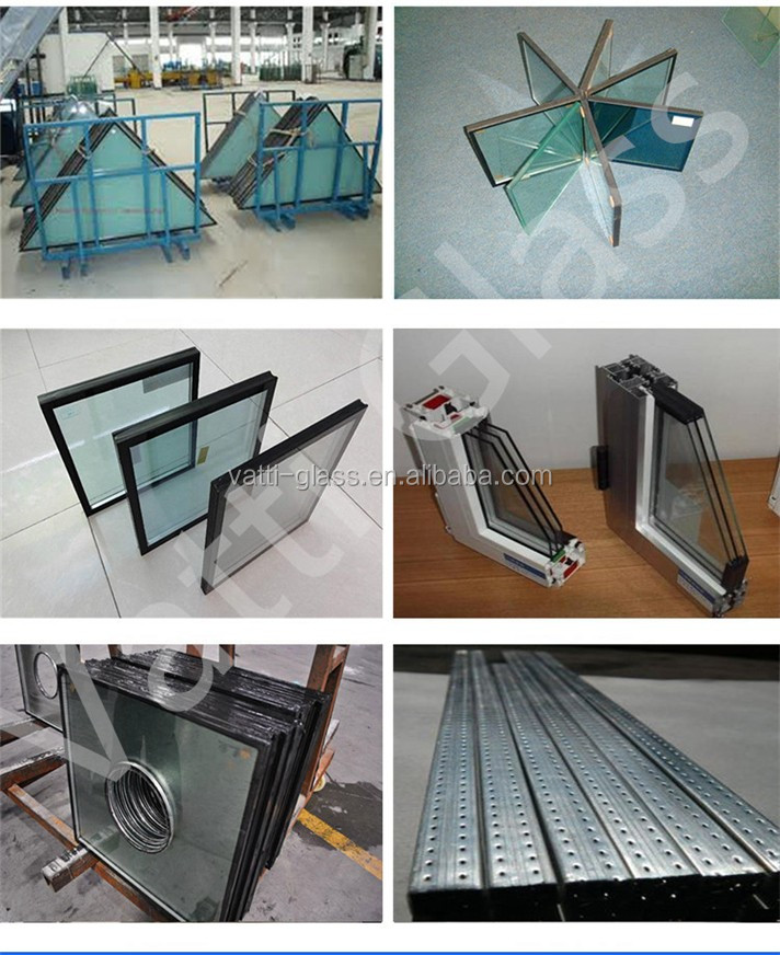 Competitive price reflective low e coated glass price
