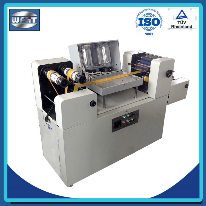 chinan machine space saved flexo tape  printing machine one color