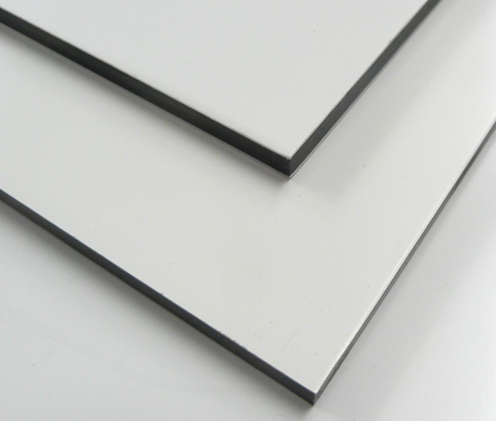 Aluminium Composite Panel Pvdf Coating,Fireproof Wall Cladding ...