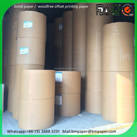 Offset Office Paper Roll 80 gsm
