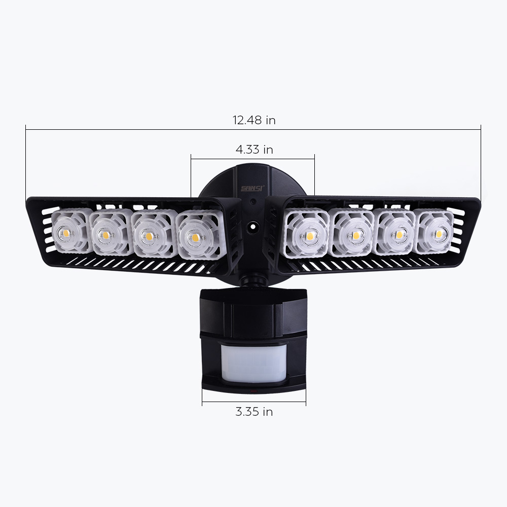 Factory LED 220v 27w bronze building warehouse garage light