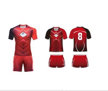 4785778ab345 Professional Design Team New Design Sportswear Rugby Jerseys