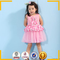 2019 Summer pretty girl dress kids dress Casual toddlers beautiful cotton dresses
