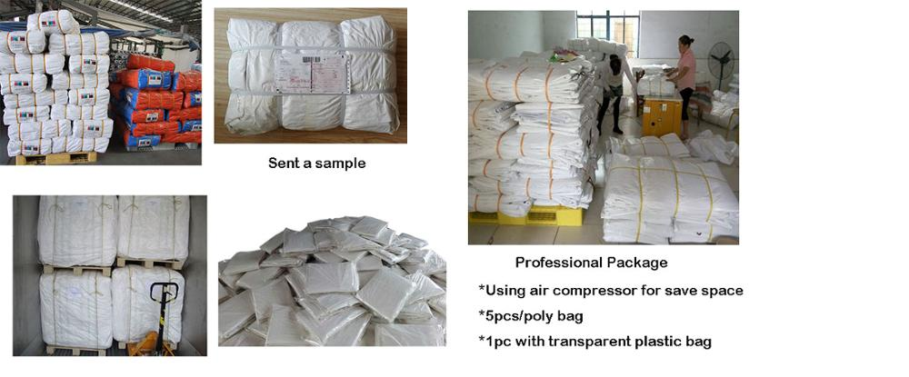 Flat bottom pp bulk container bag liner bag newest PP liner for 20 feet container for rice grains packaging
