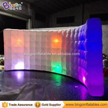 Party Inflatable Wall Partitionroom Divider Air Blown Up Photo