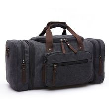 Popular Army Style Canvas Duffle Military Bag
