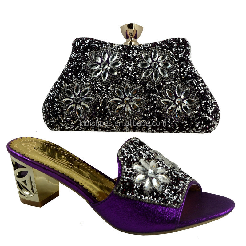 for To Shoe To 9522 African 37 Matching Italian Match Shoe Match Set and Bag Parties Bags Bag Shoes and and Women SSWqTZ