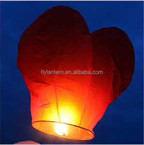 Heart Shaped Sky Lanterns Supplieranufacturers At Alibaba