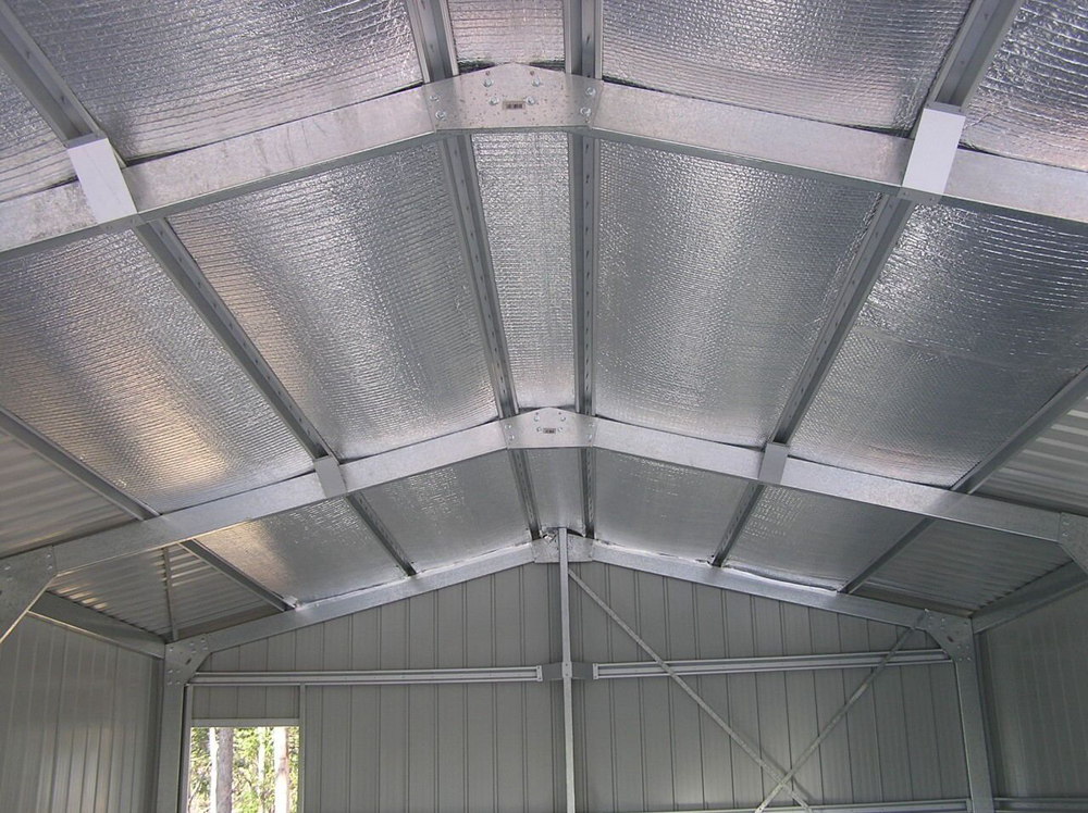 Aluminum Foil Bubble Wrap Roof Insulation Buy Bubble