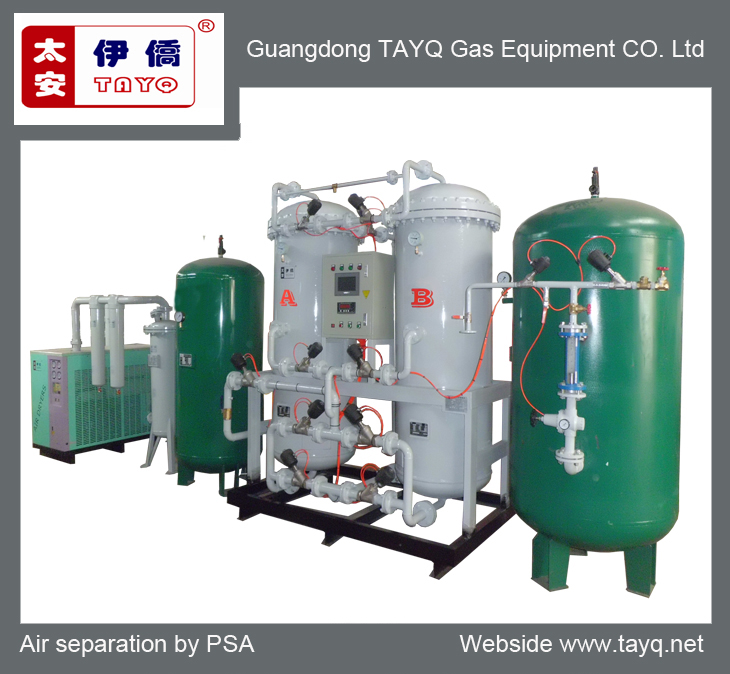 TAYQ professional membrane type nitrogen generation for packaging