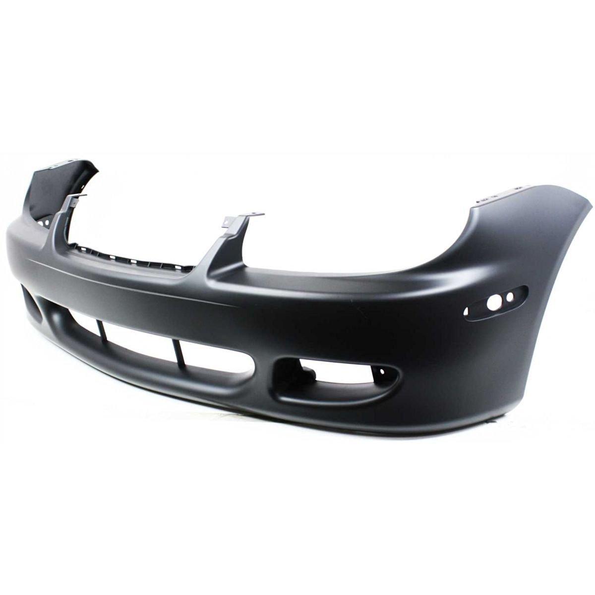 Diften 105-A5123-X01 - New Bumper Cover Facial Front Primered Dodge Neon 2002 CH1000337C 5080883AA