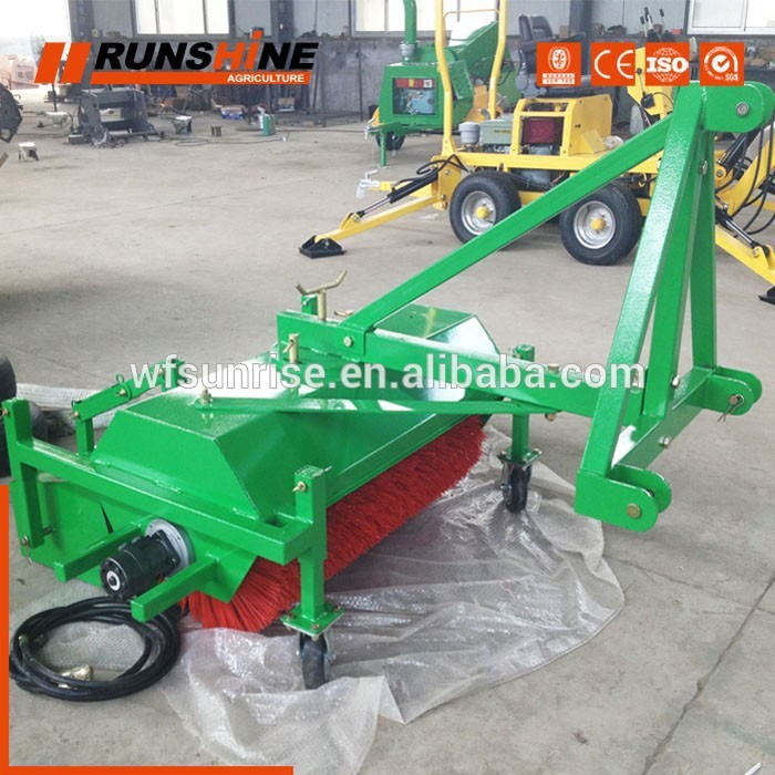 OEM Orders Welcome Hydraulic Motor Price Tractor Mounted Sweeper
