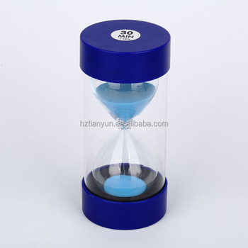 new product giant sand timer 5 mins sand timer blue hourglass buy