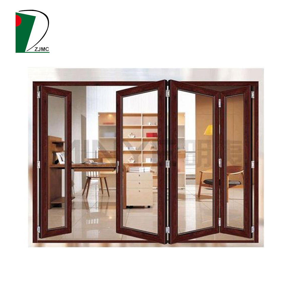 China Supplier Aluminum Surabaya Folding Door