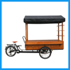 3 Wheel Electric Reverse Commercial Coffee Bike for Sale