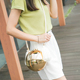 Trendy Ball shape Clutch Bag Fashion Acrylic Evening Bag for party