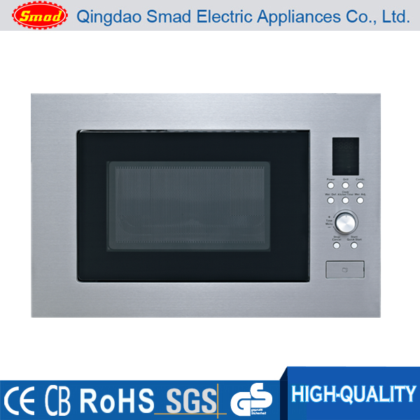 25l Digital Stainless Steel Home Liance Built In Microwave Oven View Smad Or Oem Product Details From Qingdao Electric Liances