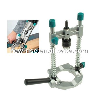 Angle And Depth Adjustable Drill Guide Attachment Stand Buy Hand