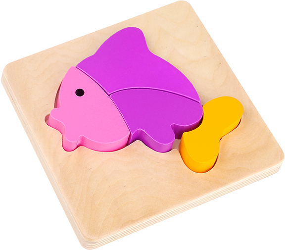 Hot-selling cheap Fish Puzzle
