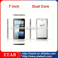 2014 HOT sell android 4.0 with GPS and 3G call,cheapest tablet pc with sim slot