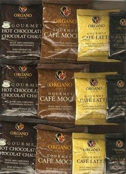 Organo gold cafe para adelgazar