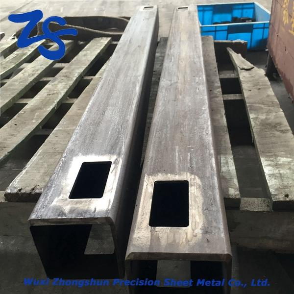New Prototype stainless steel welding, laser cutting metal parts, steel fabrication