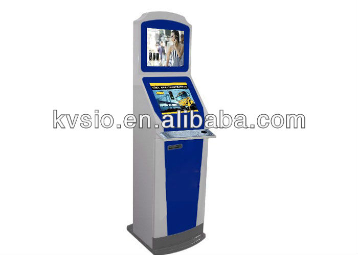 Customized Waterproof Product Infornation, Card Charging Smart Information Terminal Kiosk
