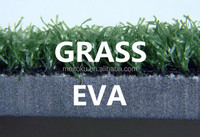 Eco-friendly artificial lawn ,artificial grass ,eva foam puzzle mat