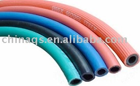 Polyester Reinforced Hose Silicone Rubber Extrusion
